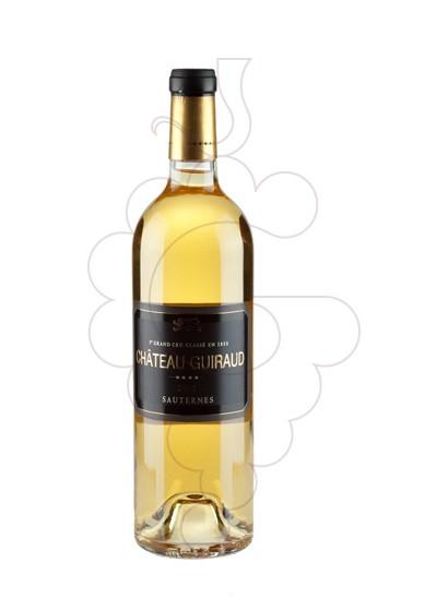 Photo Chateau Guiraud fortified wine