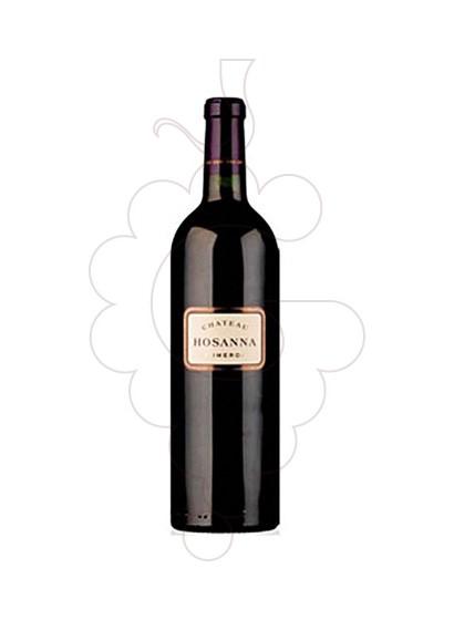 Photo Chateau Hosanna red wine