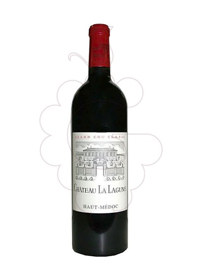 Photo Chateau La Lagune  red wine