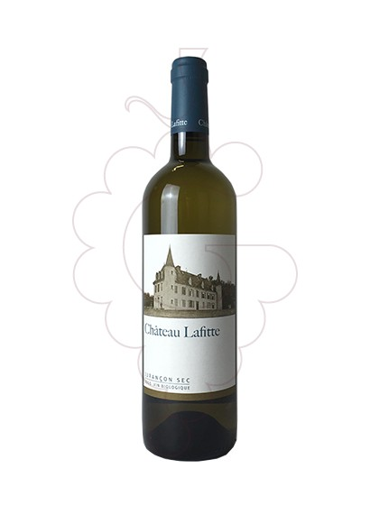 Photo Chateau Lafitte Jurançon Doux fortified wine