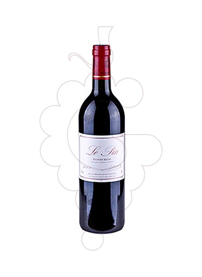 Photo Chateau Le Pin  red wine