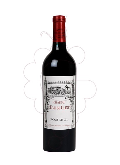 Photo Chateau l'Eglise Clinet red wine