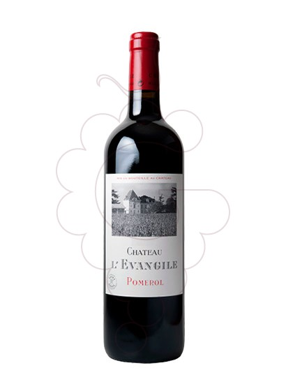 Photo Chateau l'Evangile red wine