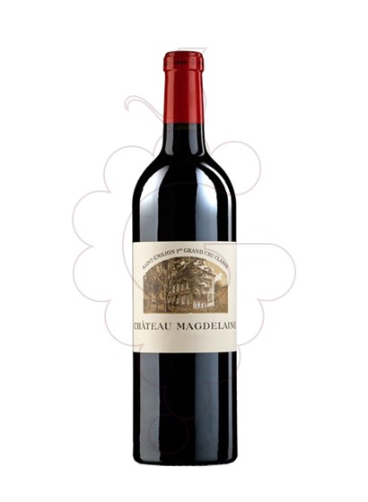 Photo Chateau Magdelaine  red wine
