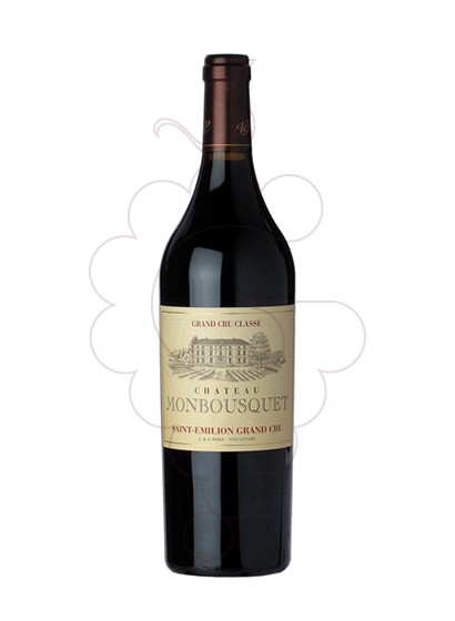 Photo Chateau Monbousquet red wine