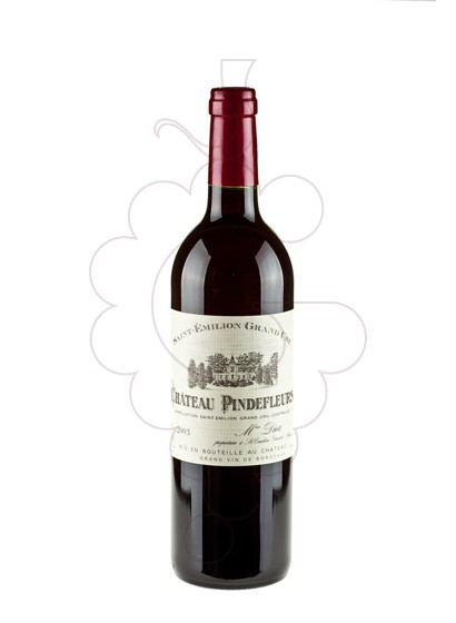 Photo Chateau Pindefleurs red wine