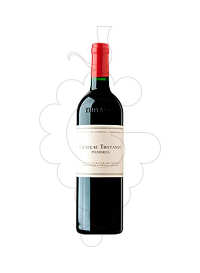 Photo Chateau Trotanoy  red wine