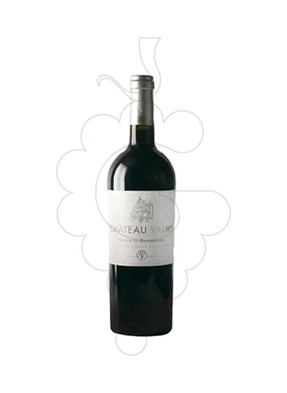 Photo Chateau Valmy Negre red wine