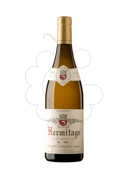 Photo White J.L.Chave Hermitage white wine