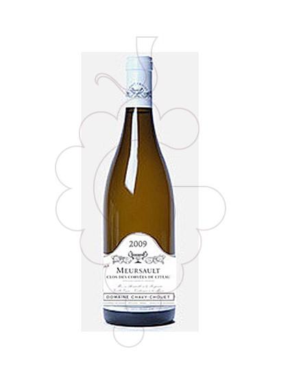 Photo Chavy Meursault Clos des Cordées de Citeau  white wine