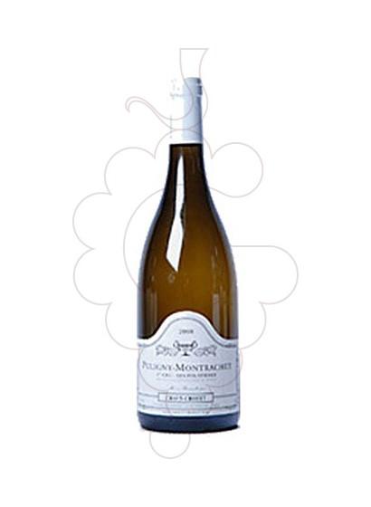 Photo Chavy Puligny-Montrachet 1er Cru Les Folatières white wine
