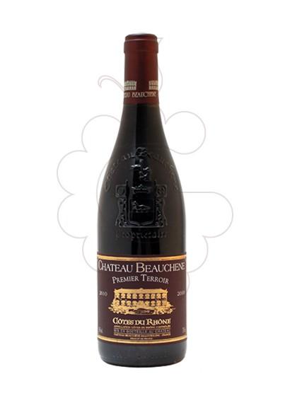 Photo Ch. Beauchêne Premier Terroir red wine