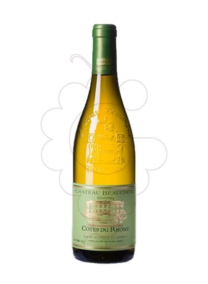 Photo Ch. Beauchêne Viognier white wine