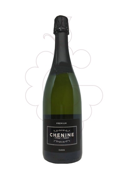 Photo Chenine Brut Nature sparkling wine