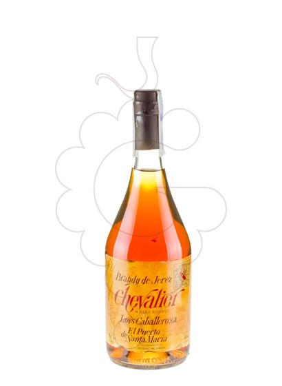 Photo Brandy Chevalier Solera Reserva