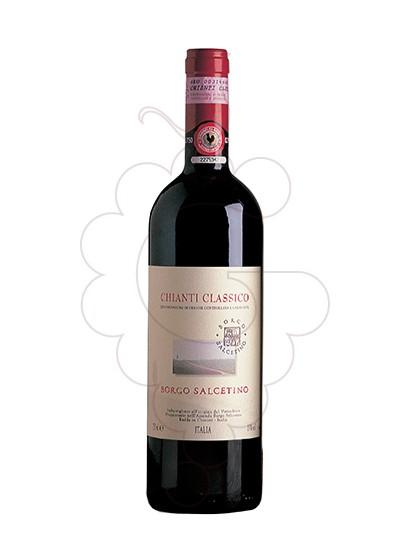 Photo Chianti Classico Borgo Salcetino red wine