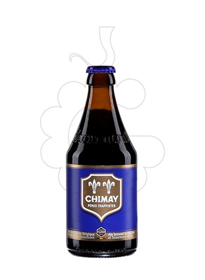 Photo Beer Chimay Blue Trappistes