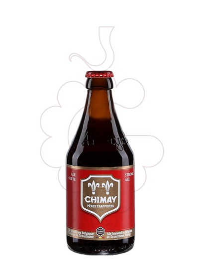 Photo Beer Chimay Brune vermell