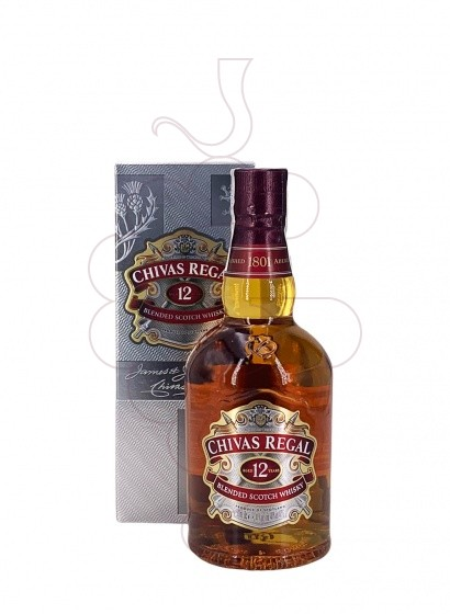 Photo Whisky Chivas 12 Years