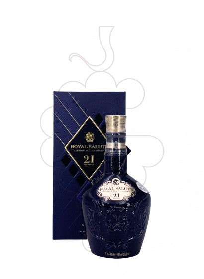 Photo Whisky Chivas Royal Salute 21 Years