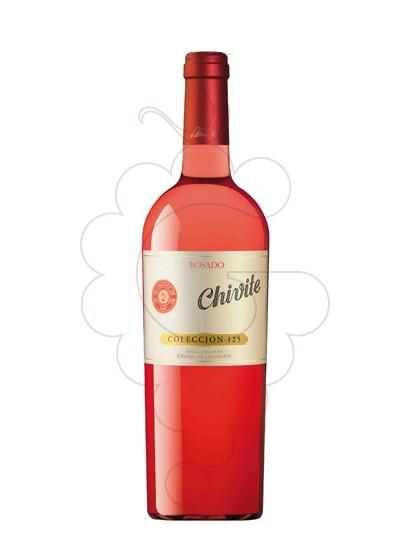 Photo Rosé Chivite Colección 125 rosé wine