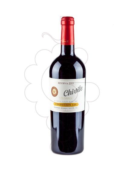 Photo Chivite Coleccion 125 Reserva red wine