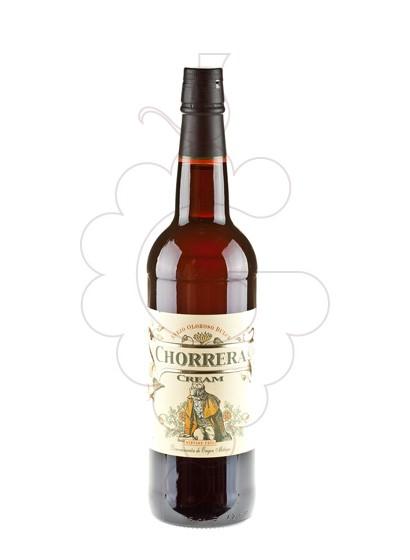 Photo Chorrera Cream fortified wine