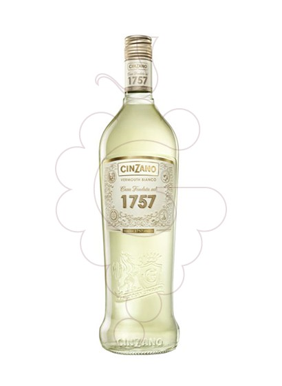 Photo Aperitif wine Cinzano Bianco 1757