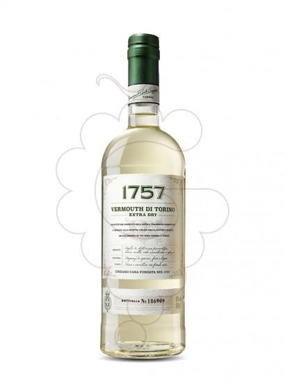Photo Aperitif wine Cinzano 1757 Dry