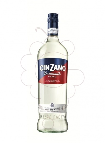 Photo Aperitif wine Cinzano Bianco
