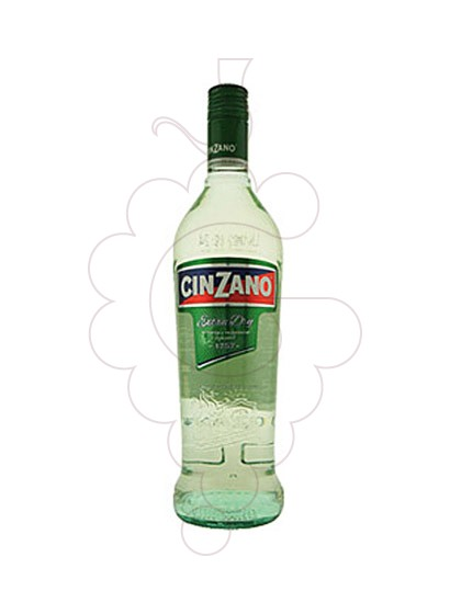 Photo Aperitif wine Cinzano Dry