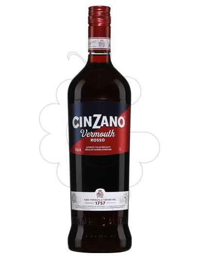 Photo Aperitif wine Cinzano Rosso