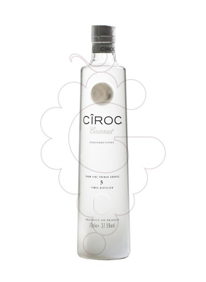 Photo Vodka Cîroc Coconut