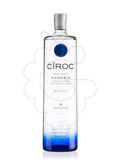 Photo Vodka Cîroc