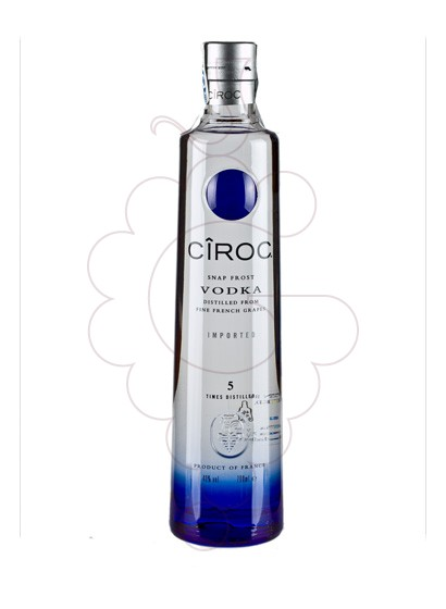 Photo Vodka Cîroc