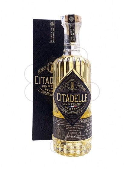 Photo Gin Citadelle Reserve Gin