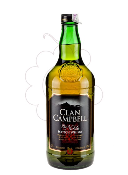 Photo Whisky Clan Campbell