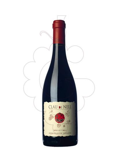 Photo Clau de Nell Anjou Cabernet Franc red wine
