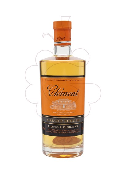 Photo Liqueur Clement Liqueur Creole
