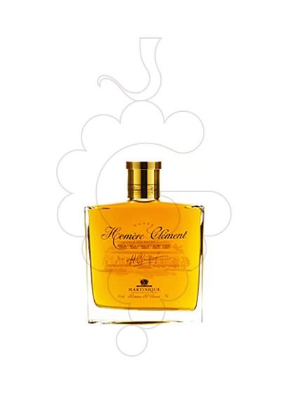 Photo Rum Clement Homère Cuvée
