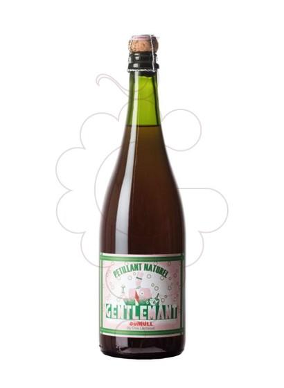 Photo Clos Lentiscus Gentlemant Petillant Naturel sparkling wine
