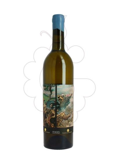 Photo Clos Lentiscus Perill white wine