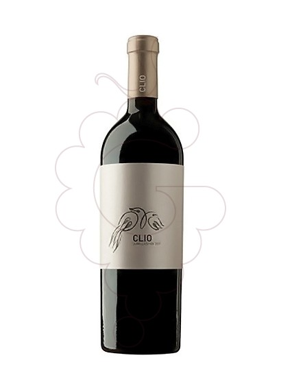 Photo Clio Magnum red wine