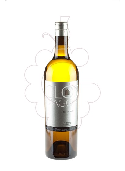 Photo White Clos d'Agon white wine