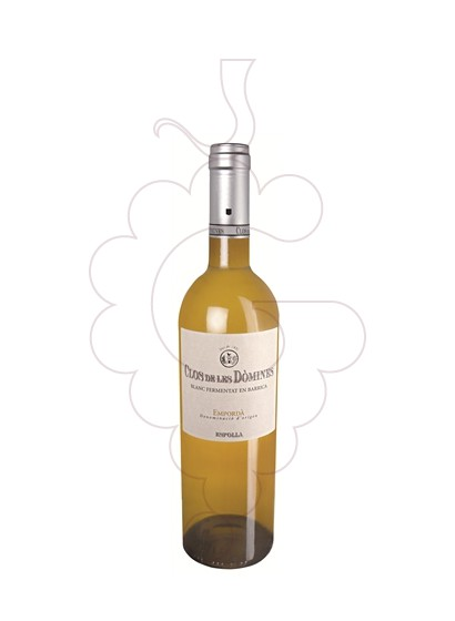 Photo Clos de les Domines Blanc F.B. white wine