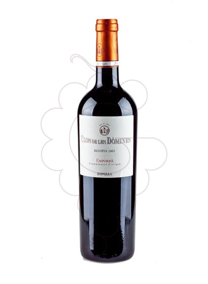 Photo Clos de les Domines Reserva red wine