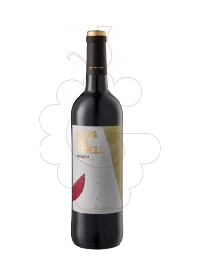 Photo Clos del Pinell red wine