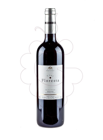 Photo Clos Floresta red wine