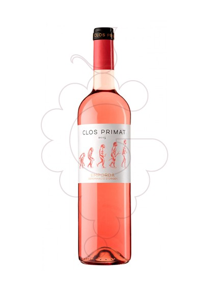 Photo Rosé Clos Primat (mini) rosé wine