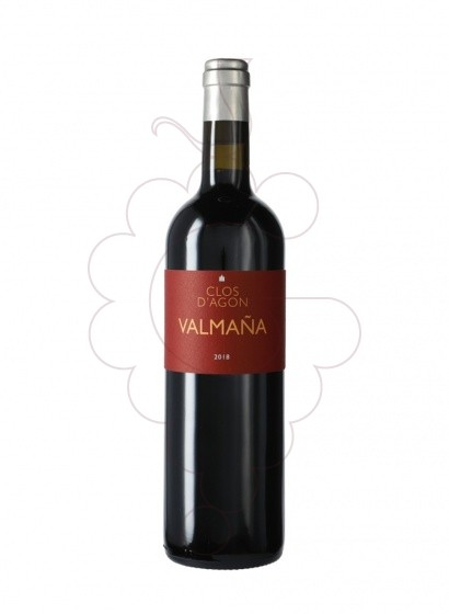 Photo Clos Valmaña red wine